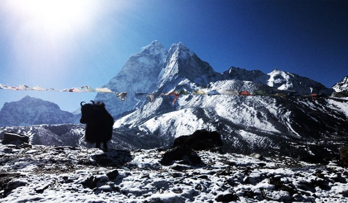 Classic Everest base camp Trek