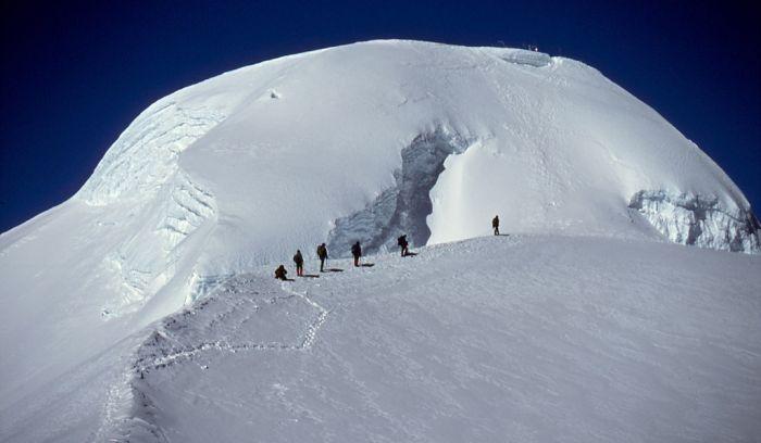 Mera peak Expedition with Amphu Labtsa pass