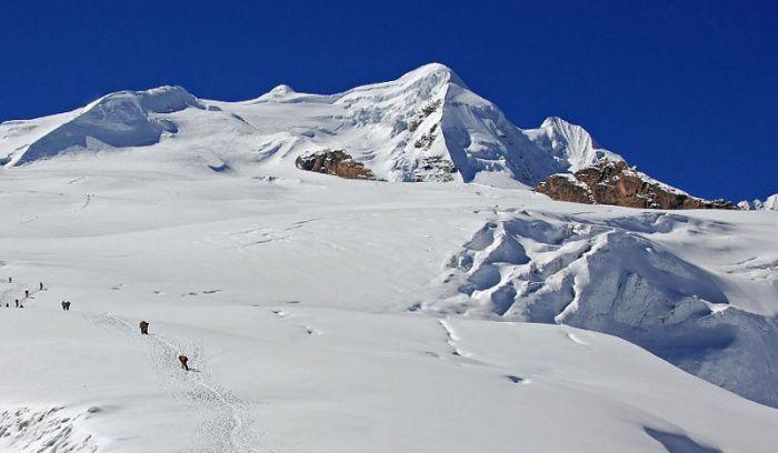 Lobuche Peak & Island Peak Climbing
