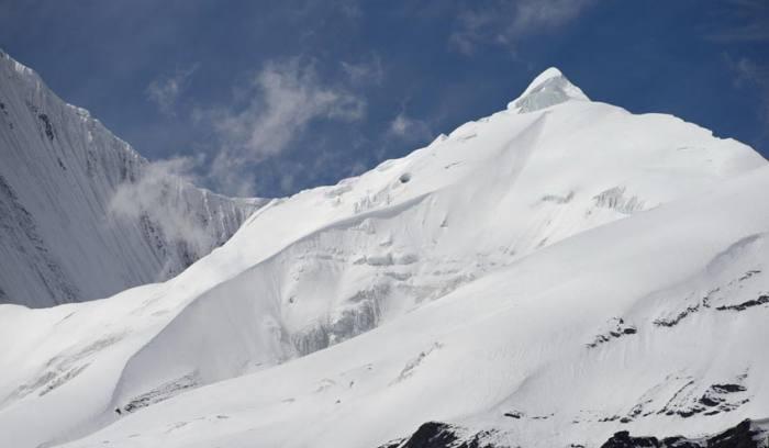 Challenging trekking in Nepal