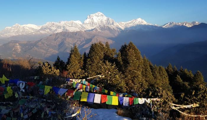 Budget trekking in Nepal