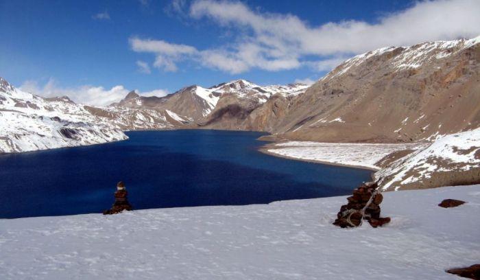Tilicho lake Mesokanto Pass Trek