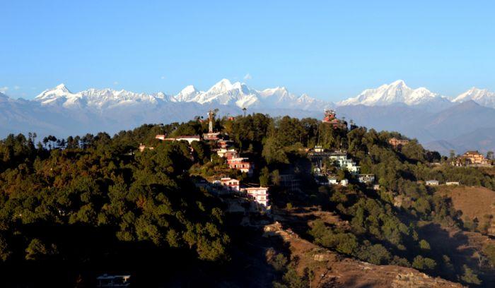 Patan, Bhaktapur & Nagarkot sun set Day tour