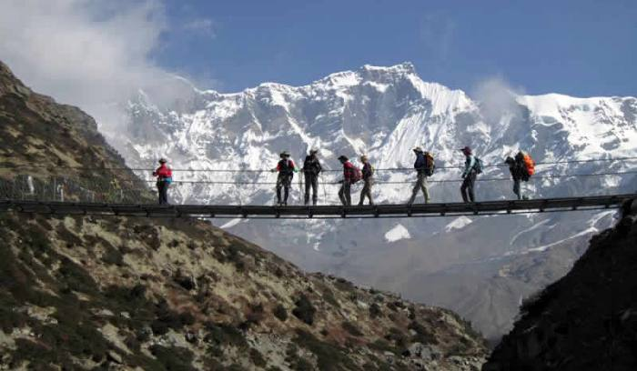 Popular Treks in Nepal