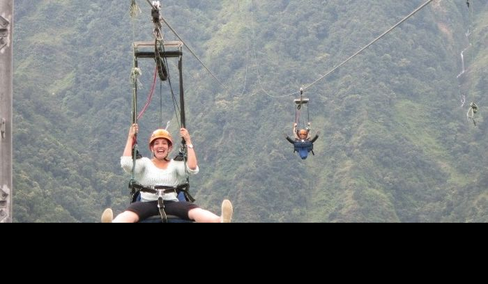 zip flyer-the most exciting adventure in Nepal