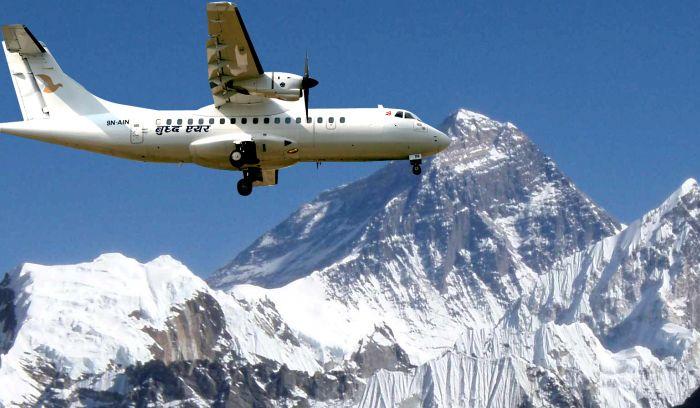 Best mountain flight in the world