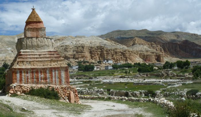 mustang- forbidden kingdom of Nepal