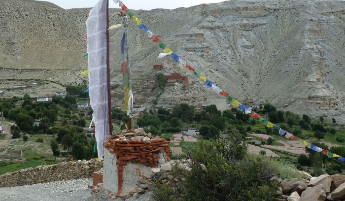 Mustang trek- most popular trekking of nepal