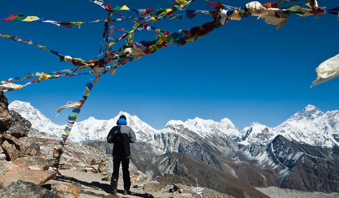 Himalayan Vista- trip of a lifetime