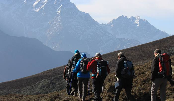Trekking in Nepal- The best way to see Himalayas