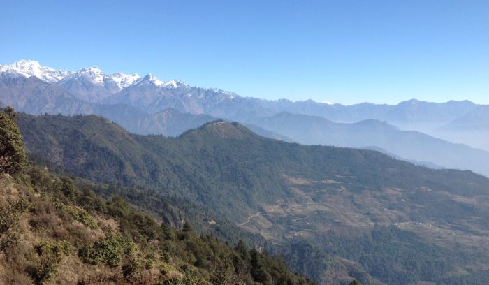Ratnange Danda View