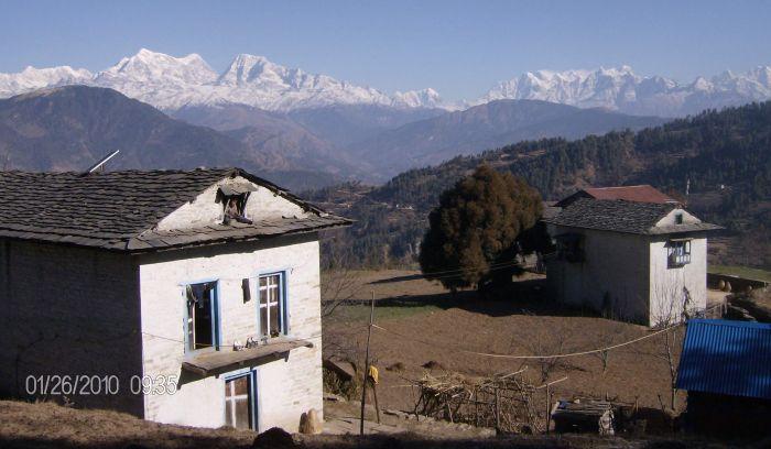 Mountain and Monastery Trek