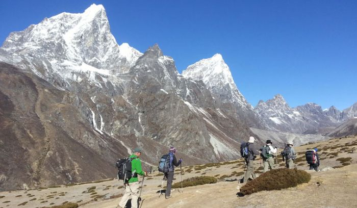 Dingboche, on the way to Everest base camp