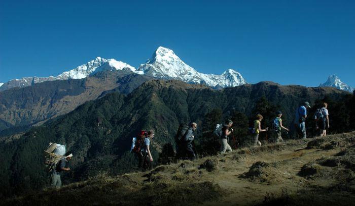 Ghorepani- Annapurna adventure tour