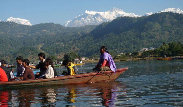 Pokhara, naturally beautiful city of Nepal