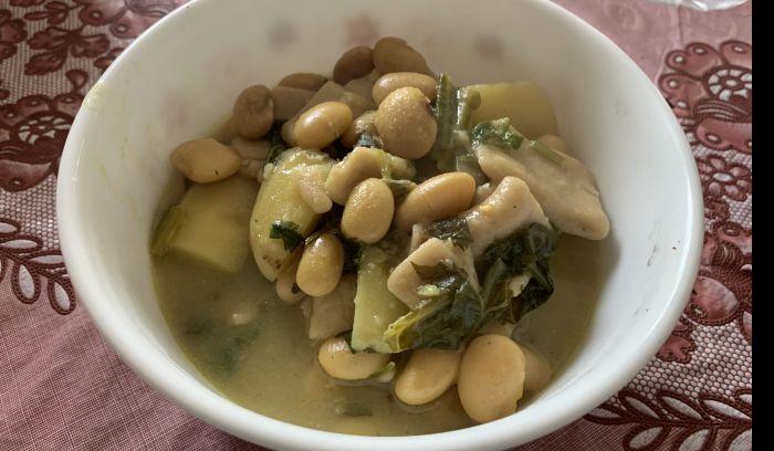 vegetable Shyakpa( sherpa stew)