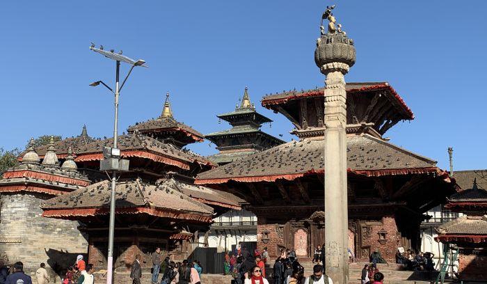 Kathmandu durbar square, Basantapur, Kathmandu