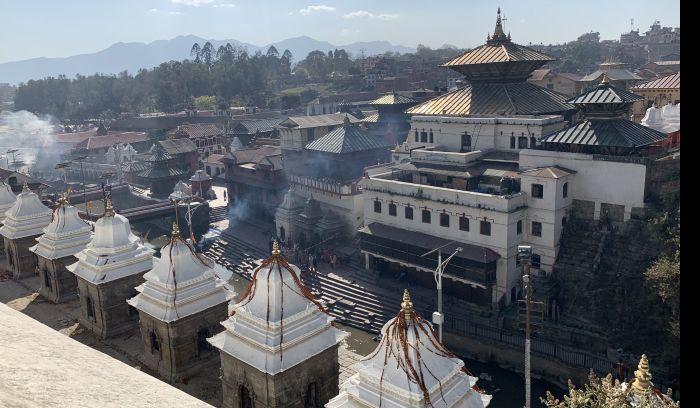 Pasupatinath Temple in Kathmandu