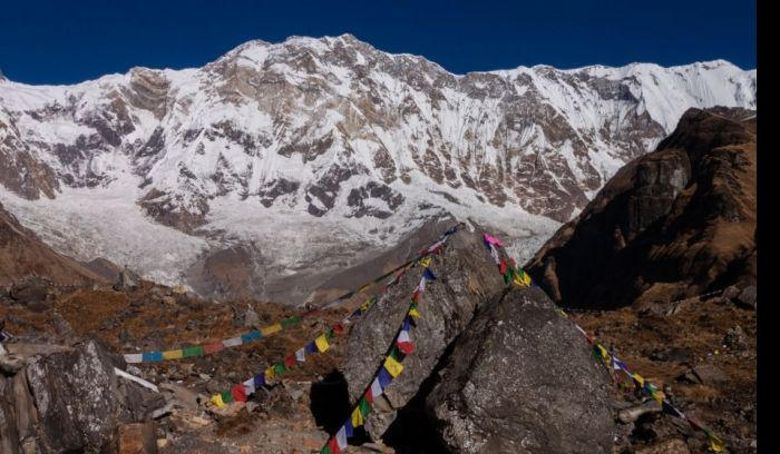 Annapurna base camp trek by NETTA