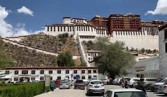 Potala Palace,Tibet Lhasa