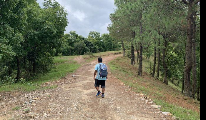 Changunarayan to Nagarkot hiking trail