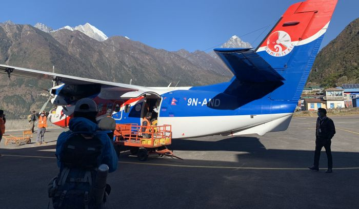 Lukla Airport and flight to Lukla