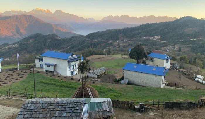 gorpiting sherpa village