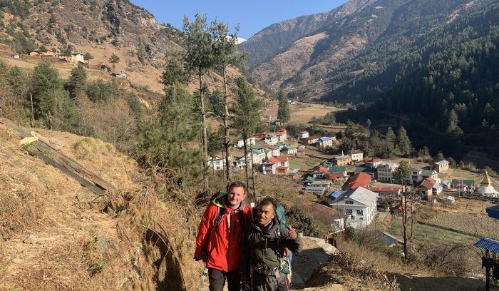 Junbesi village- Pokey trek