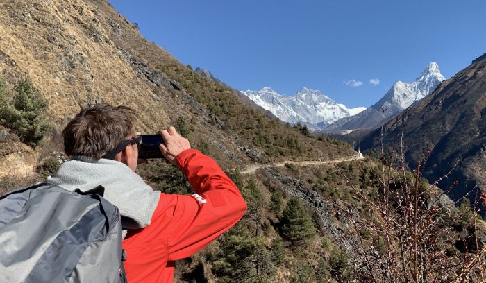 Everest adventure trekking