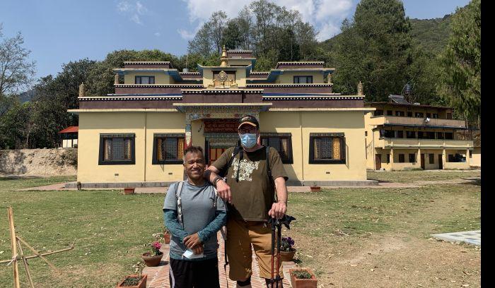 Nagi Gumba( Nunnery monastery) at Shivapuri National park