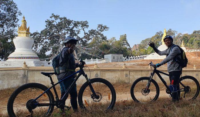 Timal Danda biking tour