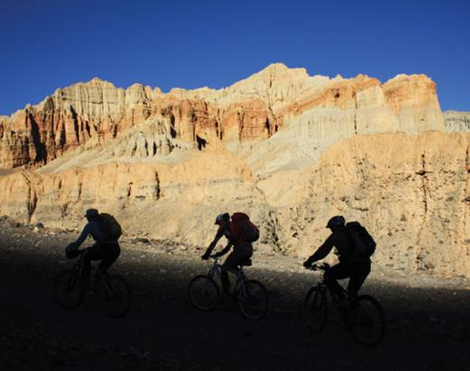 Nepal Mountain Biking Tour