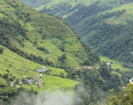 New Route Treks in Nepal