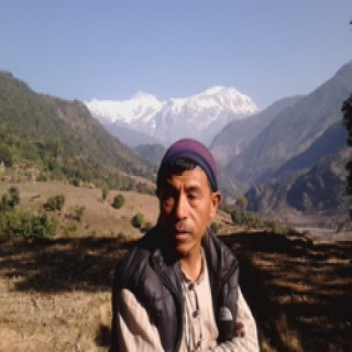 Mr. Kaji Sherpa