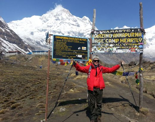 Budget Annapurna Base Camp TreK