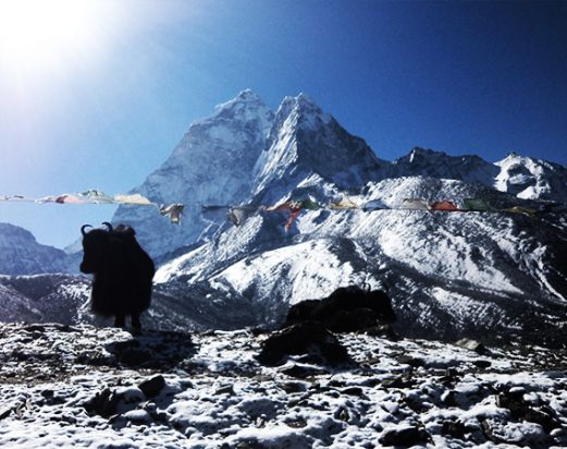 Classic Gokyo Lake Everest Base Camp Trek