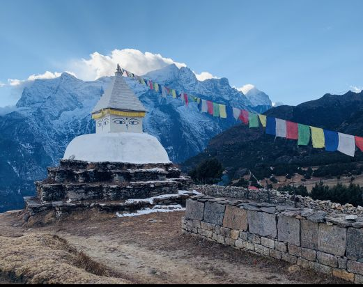 Everest Renjo La Pass Trek
