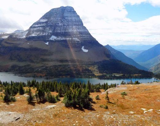 Hidden Lake & Glacier trek