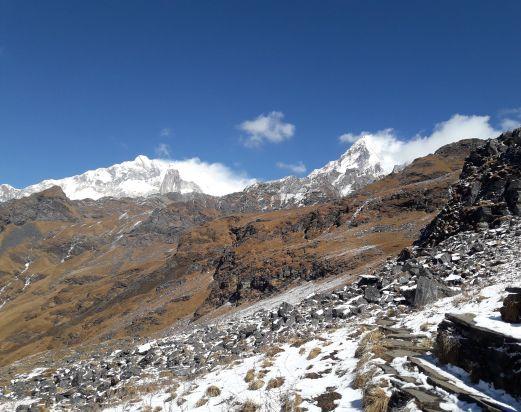 Khayer Barah Trek- Kopra ridge trek