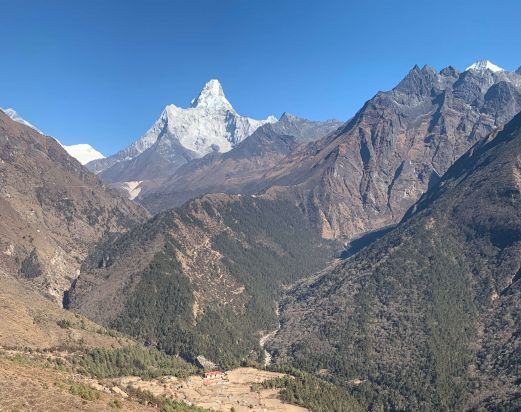 Luxury Everest Experience Trek & Helicopter tour