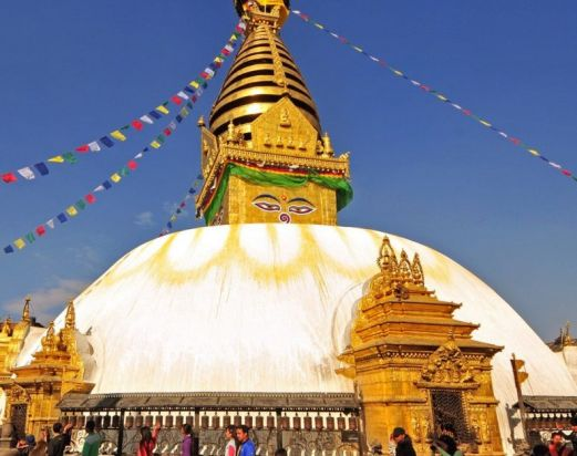 Luxury Nepal,Tibet,Bhutan tour