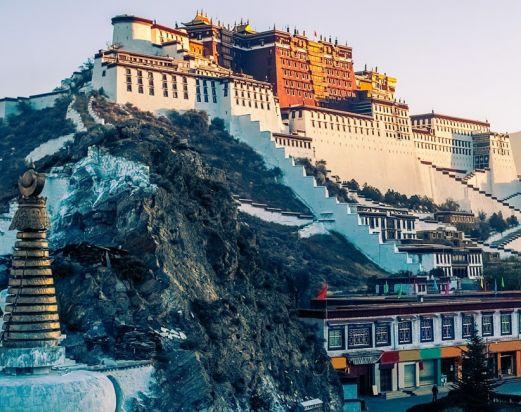 Luxury Tibet tour
