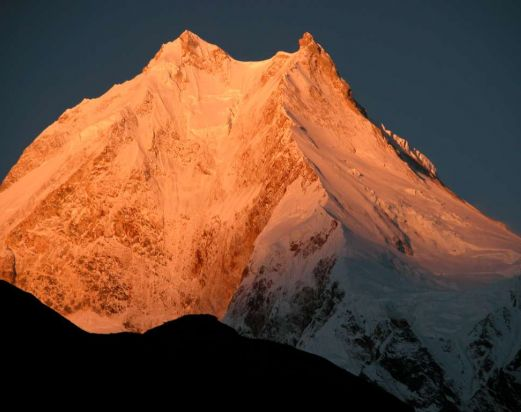Manaslu & Annapurna high pass Trek