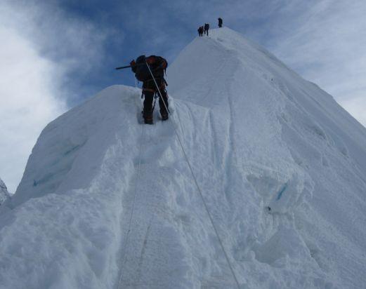 Mera Peak & Island Peak Expedition Via Amphu Labtsa Pass
