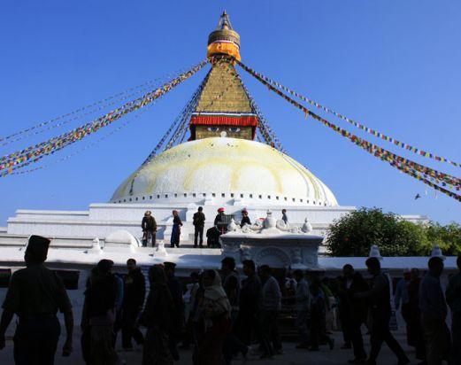 Nepal Buddhist Religious Tour