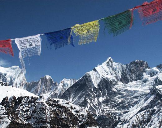 North Annapurna Base Camp Trek