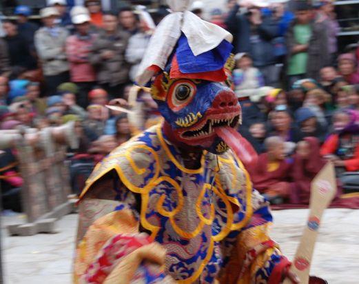 Tiji Festival Treks in Mustang