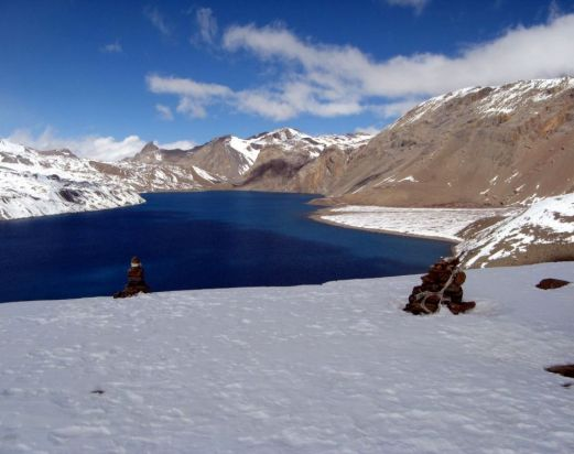 Tilicho lake Mesokanto Pass Trek